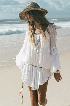 Cabo Gypsy is for the relaxed boho babes that want that endless Summer vibe. Shop stunning boho dresses and more online or in store at White Bohemian, Palm Beach