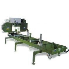 Pezzolato TQ HD7 Horizontal Bandmill Sawmill