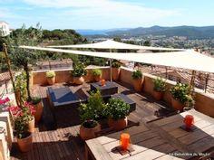 Maison de village-Terrasse 50m²-Magnifique vue mer et les iles - 5 étoilesLocation de vacances à partir de Bormes les Mimosas @homeaway! #vacation #rental #travel #homeaway