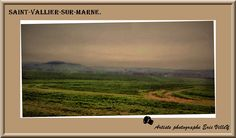 day of mist in St Vallier Sur Marne by Artiste photographe -ERIC VILLEY-et-Carine