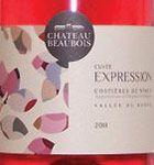 Costieres de Nimes Expression Rose Chateau Beaubois 2013 (750ML)