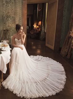 Wedding Gown / inbal dror