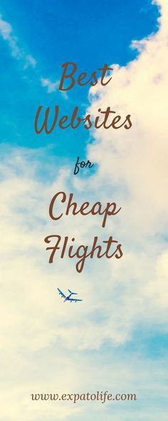 Flying is one of the most convenient ways to travel. In this article, I will reveal the best websites to find cheap flights! Ways To Travel, Travel Tips, Travel Destinations, Wedding Destinations, Travel Ideas, Travel Info, Wedding Venues, Find Cheap Flights, Budget Flights
