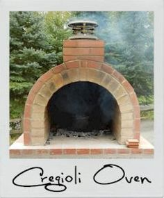 Build your own Wood Fired Pizza Oven!