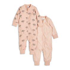 2-pack Pyjamas Pink