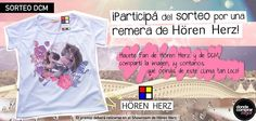 ¡Este clima tan loco nos despertó las ganas de regalar! ¡Aprovechá a participar de este nuevo sorteo de DCM y HöREN HERZ!  www.dondecomprarmejor.com/horen-herz
