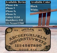 Ouija case  iPhone 4/4s iPhone5 iPhone5s iPhone5c by vallenshop, $13.50
