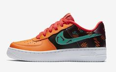 5d224ad2629e Nike Air Force 1 Low What The 90s AT3407-600 Air Force Ones