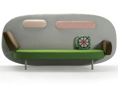 Canapé avec repose-tête FLOAT - SANCAL DISEÑO