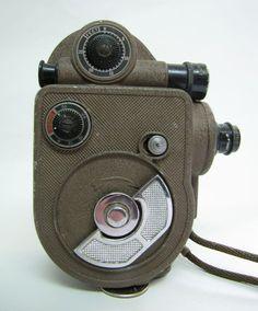 Revere 8mm Camera