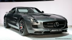 Mercedes-Benz SLS AMG GT Special – the Final Edition