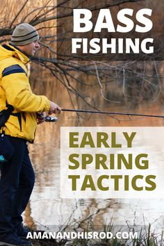 Bass Fishing Early Spring - Tactics and Tips Bass fishing in early spring can be an exceptional time to fish. The big are coming up from the depths and are ripe for the This article wi Rc Fishing Boat, Fly Fishing Gear, Fishing Girls, Sport Fishing, Best Fishing, Women Fishing, Fishing Stuff, Fishing Tackle, Trout Fishing Tips
