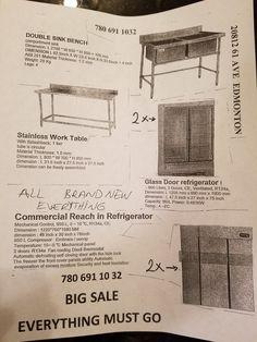 Commercial Restaurant Equipment, Glass Door Refrigerator, Splashback