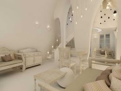 Nefeles Resort SantoriniSantorini2017 - 2019PrivateBuilt340 m2 Hotel Architecture, Santorini, Bed, Building, Cave, Greece, Furniture, Home Decor, Greece Country