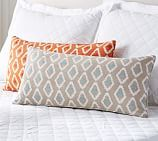 Diamond Ikat Pillow Cover