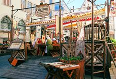 Medieval Restaurant Olde Hansa in the Old Town of Tallinn Estonia | Flickr - Photo Sharing!