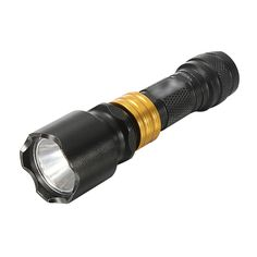 Mini Q5 LED Flashlight Torch Lamp Light Waterproof Camping Hiking Light Torch #Affiliate