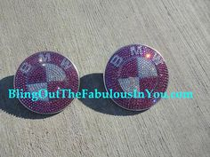 A website to bling out your car badges. they look like pasties.  lol