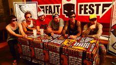 Interview at FajtFest 2013