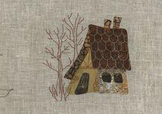 El Color de la Selva es una empresa dedicada al mundo del Patchwork, principalmente a la formación de Quilters, a la vez que también dedicamos una parte de nuestra actividad a la vertiente creativa House Quilt Block, House Quilts, Fabric Houses, Quilt Blocks, Wool Applique Quilts, Applique Patterns, Quilt Patterns, Sashiko Embroidery, Embroidery Applique