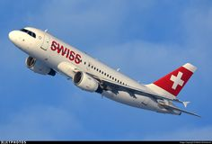 Photo of HB-IPY - Airbus A319-112 - Swiss