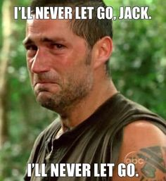 #LOST everytime he cries...I die a little.