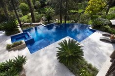 It's critical to try to remember that a pool is merely a single part of the bigger landscape. With the most suitable landscaping, an above ground pool can appear amazing. No matter how far your pool is from the home,… Continue Reading → Backyard Pool Designs, Small Backyard Pools, Backyard Patio, Backyard Landscaping, Landscaping Ideas, Patio Ideas, Backyard Ideas, Infinity Pool Backyard, Sloped Backyard