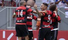 Flamengo vence clássico Fla-Flu emocionante em Brasília - Jornal O Globo