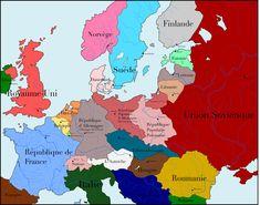 Fantasy Map Generator, Imaginary Maps, Alternate History, Fictional World, Still Image, Countries, Leadership, Sci Fi, Bielefeld