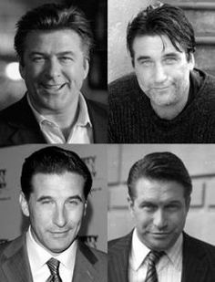 Baldwin Brothers (NONE whom are as talented as their cousin, Adam)