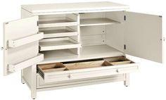 Martha Stewart Living™ Craft Space Storage Cabinet. HomeDecorators.com