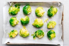 The Best Smashed Brussel Sprouts · i am a food blog