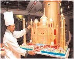 HUGE Eid cake