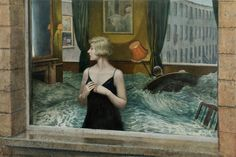 Mike Worrall | 1942 | British Surrealist painter