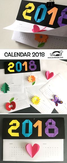 Calendar+2018