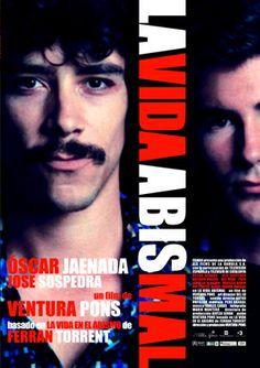 """La Vida abismal (DVD ESP PON), basada en la novel·la """"La vida en l'abisme"""" de Ferran Torrent."""