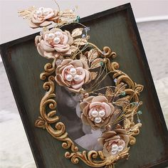 hair accessories gold cheap fashion jewelry
