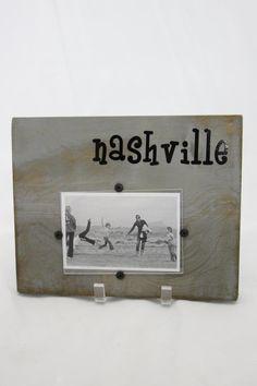 Nashville Wooden Frame - main