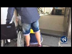 Punto TV - VIDEO - La #stazione centrale di #Bari inaccessibile ai #disabili da via Capruzzi