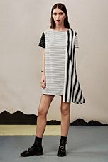 Alice & UO Ponte Ameile Tunic Dress