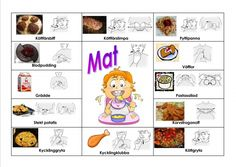 Mariaslekrum - Pratkartor. Sign Language Book, Learn Swedish, Swedish Language, Preschool, Teacher, Education, Comics, Learning, Books