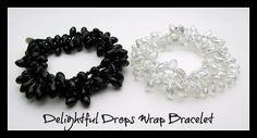 Delightful Drops Wrap Bracelet