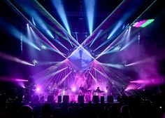 "Pink Floyd Laser Spectacular | Australian Pink Floyd's ""Roger Waters"" on the Future of Musician ..."