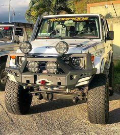 Daihatsu, Samurai, Land Cruiser 70 Series, Toyota 4, 4x4 Off Road, Toyota Fj Cruiser, Expedition Vehicle, Cars And Motorcycles, Offroad