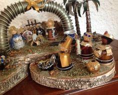 Nespresso Nativity