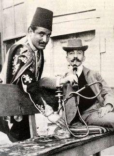Pierre Loti ve hizmetkarı Hasan