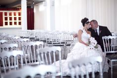 This beautiful Montreal Wedding was special as it was the couples second wedding. The first wedding was in a a helicopter flying them over the Grand Canyon, the second wedding, was this lavish aff… Loft Hotel, Second Weddings, Montreal, Dream Wedding, Wedding Ideas, Mood, Couples, Wedding Dresses, Beautiful