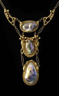 The Kalo Shop (American firm, 1900-1970), Necklace, 1900.
