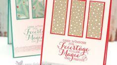 Anleitung: Weihnachtskarte | Stampin' Up!