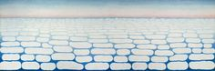 """Sky Above Clouds IV"" by Georgia O'Keeffe"